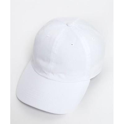 WEGO / WEGO/【WEB限定】NEWHATTAN LowCap twill MEN 帽子 > キャップ