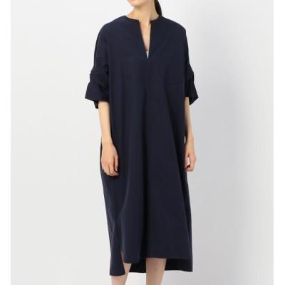 【ビショップ/Bshop】 【TICCA】ツイストスリーブ サマードレス WOMEN