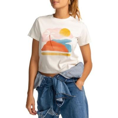 ビラボン Billabong レディース Tシャツ トップス Paint The Sky Short Sleeve T-Shirt Cool/Wip