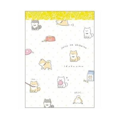 カミオジャパン ミニメモ ジューシーナミックス シバイヌ