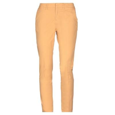 HAIKURE パンツ あんず色 29W-32L コットン 97% / ポリウレタン 3% パンツ
