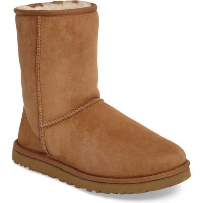 アグ UGG メンズ ブーツ シューズ・靴 Classic Short Boot Chestnut