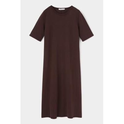 【マウジー】 BACK SLIT LAYERED ドレス レディース D/BRN3 FREE MOUSSY
