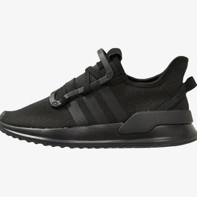 アディダス メンズ 靴 シューズ U_PATH RUN - Trainers - black