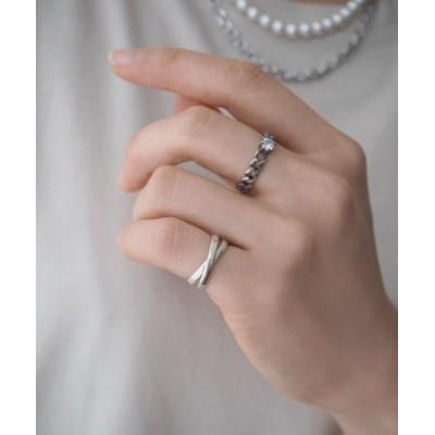 指輪 silver925ピンキーリング