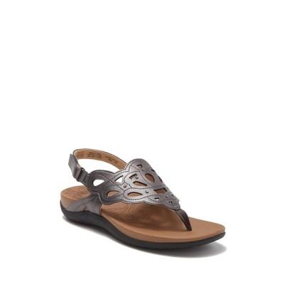 ロックポート レディース サンダル シューズ Ridge Sling Sandal PEWTER