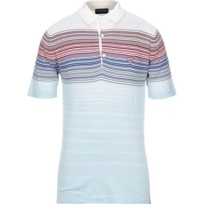 ジョンスメドレー JOHN SMEDLEY メンズ ニット・セーター トップス sweater Sky blue