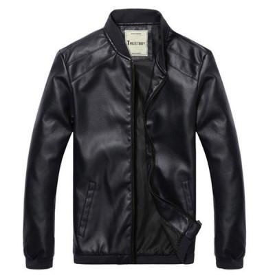 レザージャケット 革ジャケット 革ジャン メンズ ライダースジャケット 大きいサイズ 20代 30代 40代 50代 秋冬 セール 格安
