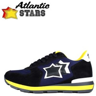 アトランティックスターズ Atlantic STARS アンタレス スニーカー メンズ ANTARES ネイビー ANOA-BT52