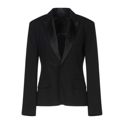 ハイダー アッカーマン HAIDER ACKERMANN テーラードジャケット ブラック 36 ウール 75% / ナイロン 25% テーラードジャ