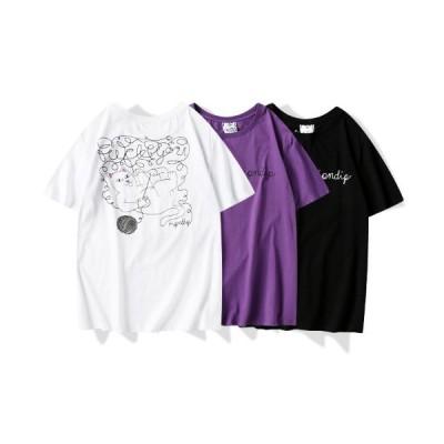 【セール】Ripndip リップンディップ Tシャツ tシャツ ブランド 糸 原宿ファッション 在庫処分 赤字 半値