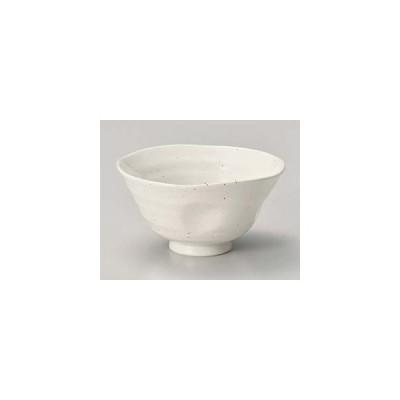 和食器 ホ358-607 白粉引スマート茶碗(小)