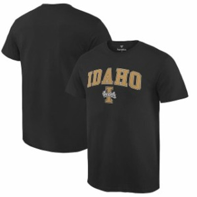 Fanatics Branded ファナティクス ブランド スポーツ用品  Fanatics Branded Idaho Vandals Black Campus T-Shirt