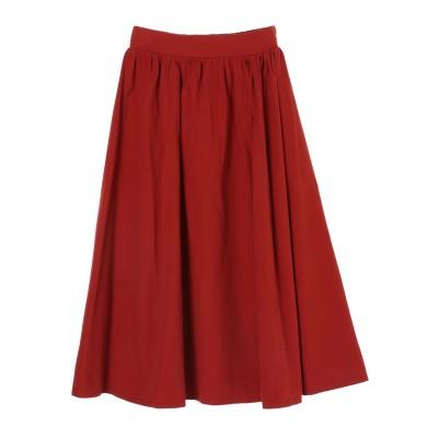 ・RAY CASSIN ギャザーロングスカート