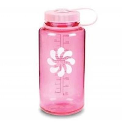 ウォーターボトル 32 oz Sports Bottle Wide Mouth BPA-Free Water Bottle Dishwasher Safe Pink Color