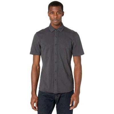 ファレティ メンズ シャツ トップス Short Sleeve Knit Seasons Shirt
