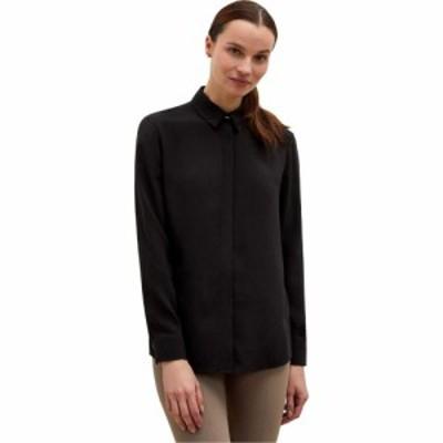 エムエムラフルール M.M. LaFleur レディース ブラウス・シャツ トップス Lagarde Shirt Black