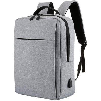 [ミックスリミテッド] ビジネス リュック メンズ 大容量 ビジネスリュック 軽量 bagdxyz0102-GRY-F