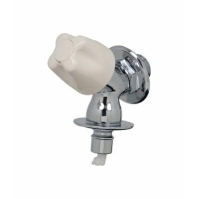 GAONA GA-LA003 洗濯機用水栓 ホース接続部一体式 (ストッパー、送り座つき)ガオナ これエエやん[GALA003] 返品種別A