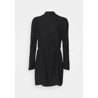 ザ・クープルス レディース ワンピース トップス DRESS - Day dress - black black