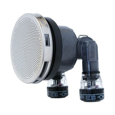 三栄水栓 (SANEI) T412-32-13A 一口循環接続金具 バスルーム用
