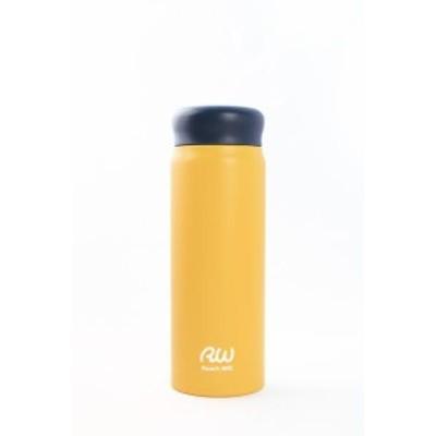Reach Will魔法瓶 リーチウィル ステンレス製真空マグボトル480mL RAB-48MYE・マットイエロー (1318917)