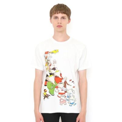 Tシャツ/たんじょうパーティー(ぞうのババール)