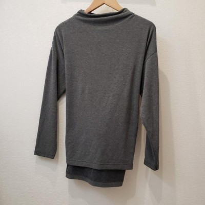 YOLO ヨーロ 長袖 カットソー Cut and Sewn  10003062