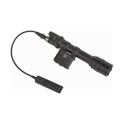 エレメント(ELEMENT) SF刻印 M612U スカウトライト レプリカ (リモートスイッチ付) 450ルーメン高輝度LED搭載