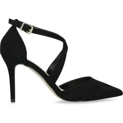 カーベラ Carvela レディース ヒール シューズ・靴 Wide Fit Kross Courts Black