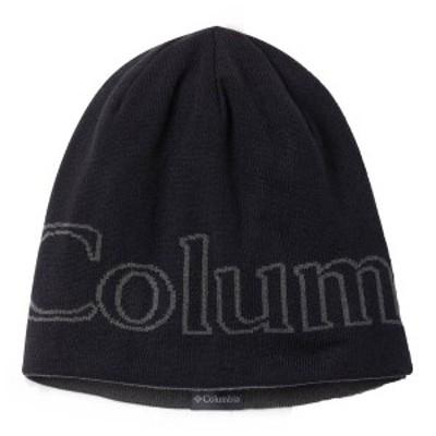 コロンビア メンズ 帽子 アクセサリー Columbia Men's Urbanization Mix II Beanie Black/City Grey