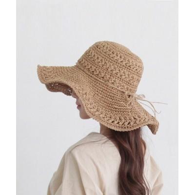 aimoha / UVカット帽子 WOMEN 帽子 > ハット