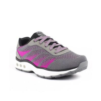 ザラフィット スニーカー シューズ レディース Women's Carly Athletic Sneakers Dark Grey