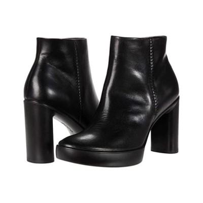 エコー Shape Sculpted Motion 75 Ankle Boot レディース ブーツ Black
