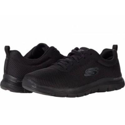SKECHERS スケッチャーズ レディース 女性用 シューズ 靴 スニーカー 運動靴 Flex Appeal 4.0 Brilliant Vie Black【送料無料】