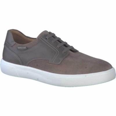 メフィスト Mephisto メンズ スニーカー シューズ・靴 Calisto Sneaker Warm Grey Velsport/Grizzly Suede
