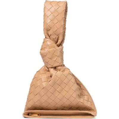ボッテガ ヴェネタ Bottega Veneta レディース トートバッグ バッグ the mini twist leather tote Almond-Gold