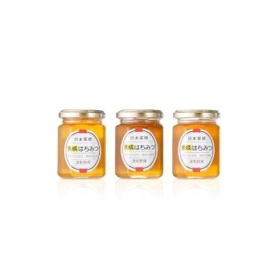 津和野町 ふるさと納税 【希少品】2年物!100%天然 日本蜜蜂のはちみつ160g(瓶入)3個