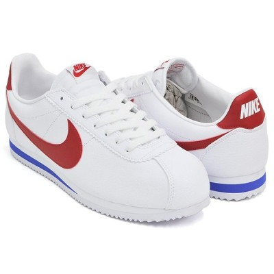 NIKE CLASSIC CORTEZ LATHER 【ナイキ クラシック コルテッツ レザー】 WHITE / VARSITY / RED