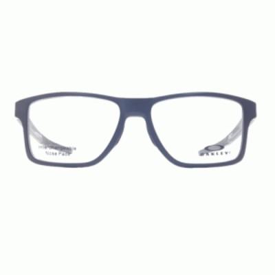 OAKLEY(オークリー) メガネ CHAMFER SQUARED(シャンファー スクエアード) OX8143-0154 Satin Black 54mm