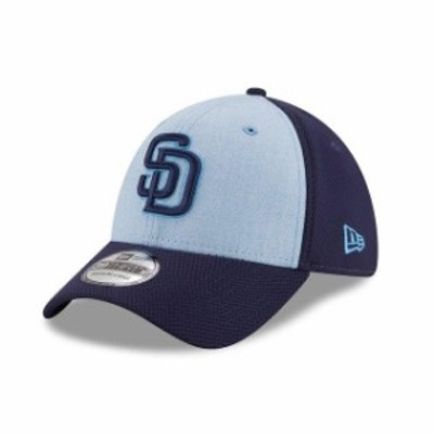 New Era ニュー エラ スポーツ用品  New Era San Diego Padres Light Blue 2018 Fathers Day 39THIRTY Flex Hat