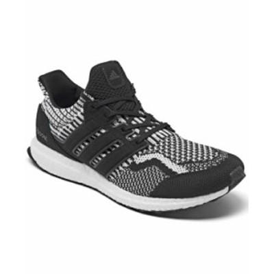 アディダス メンズ スニーカー シューズ Men's UltraBOOST 5.0 DNA Primeblue Running Sneakers from Finish Line Core Black