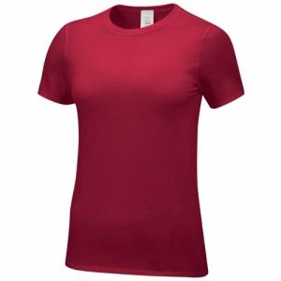 ナイキ レディース/ウーマン Nike Team Core SS Tee Tシャツ 半袖 Team Crimson