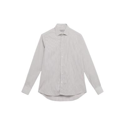 エトロ ETRO シャツ グレー 39 コットン 100% シャツ