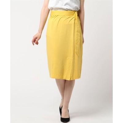 スカート トラベルライン ラップスカート
