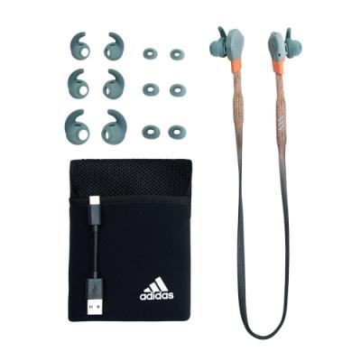 Adidas FWD-01 藍牙入耳式運動耳機 -珊瑚橘