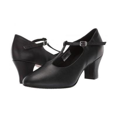Bloch ブロック レディース 女性用 シューズ 靴 スニーカー 運動靴 ダンスシューズ Roxie - Black