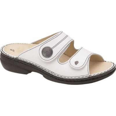 フィンコンフォート Finn Comfort レディース シューズ・靴 Sansibar Soft White Nappa