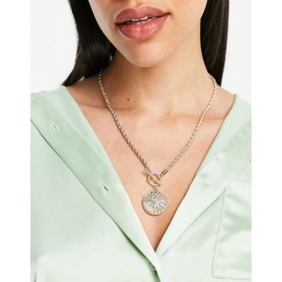 ミス セルフリッジ Miss Selfridge レディース ネックレス ジュエリー・アクセサリー Sparkle Coin Necklace ゴールド