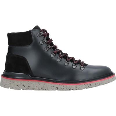 ホーガン HOGAN メンズ ブーツ シューズ・靴 boots Black